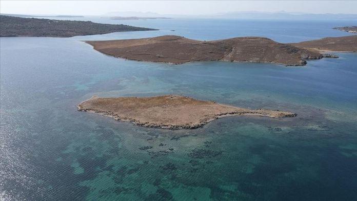 Taşlı Ada'nın 'kesin korunacak hassas alan' ilan edilmesi memnuniyetle karşılandı
