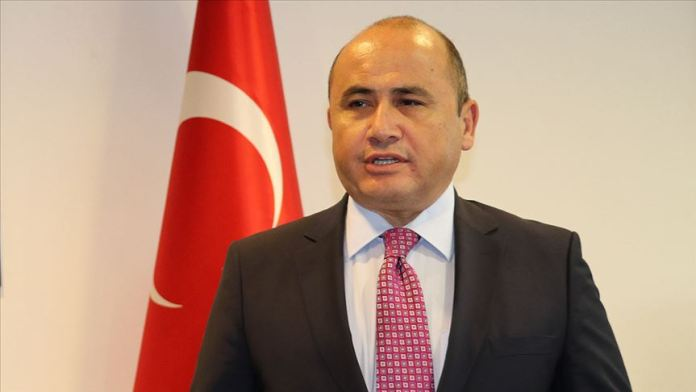 Türkiye'nin Lefkoşa Büyükelçiliği: Türkiye'nin herhangi bir şekilde seçim malzemesi yapılması kabul edilemez