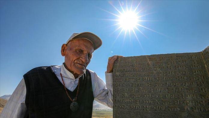 'Urartuların sadık bekçisi' 58 yıllık görevini bırakıyor