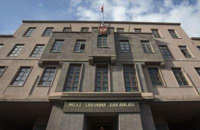 Pençe-Kaplan Operasyonu'nda PKK'ya ait silah ve mühimmatlar ele geçirildi