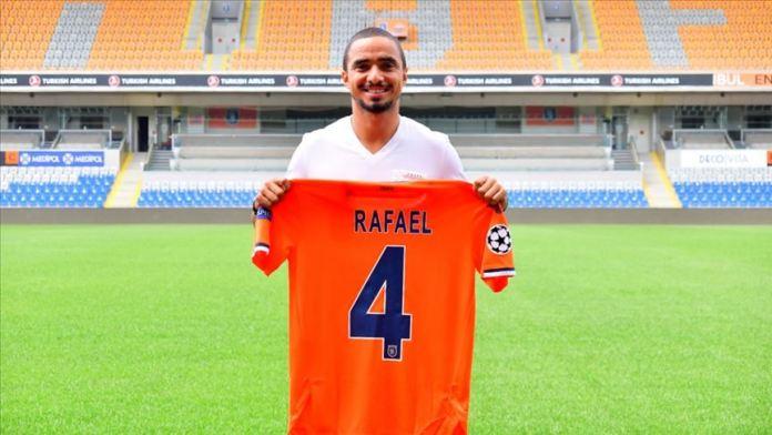 Rafael, Medipol Başakşehir'de olmaktan mutlu
