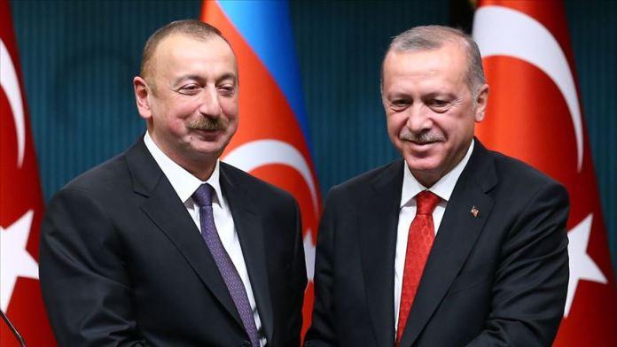 Aliyev: Erdoğan'ın açıklamaları Azerbaycan'ın haklı davasında yalnız olmadığını gösterdi