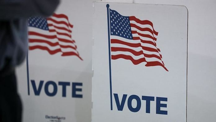 ABD Başkanlık seçimleri için şu ana kadar 4 milyondan fazla oy kullanıldı