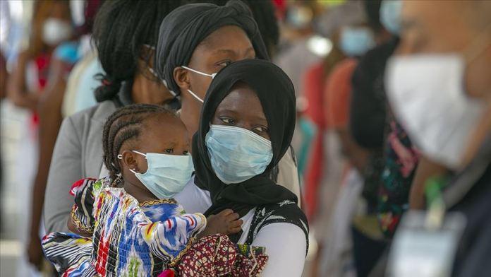 Afrika'da Kovid-19 vaka sayısı 1 milyon 527 bini aştı