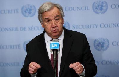 BM, Azerbaycan ve Ermenistan'a Dağlık Karabağ'da çatışmalara derhal son verme çağrısını yineledi