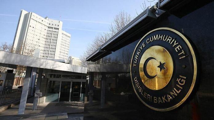 Dışişleri Bakanlığı: Türkiye dost ve kardeş Mali'deki gelişmeleri, yakından takip etmektedir