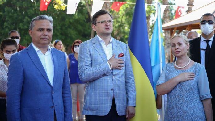 Ukrayna Dışişleri Bakanı Kuleba: Türkiye-Ukrayna ittifakı bölgeye pek çok fayda getirebilir