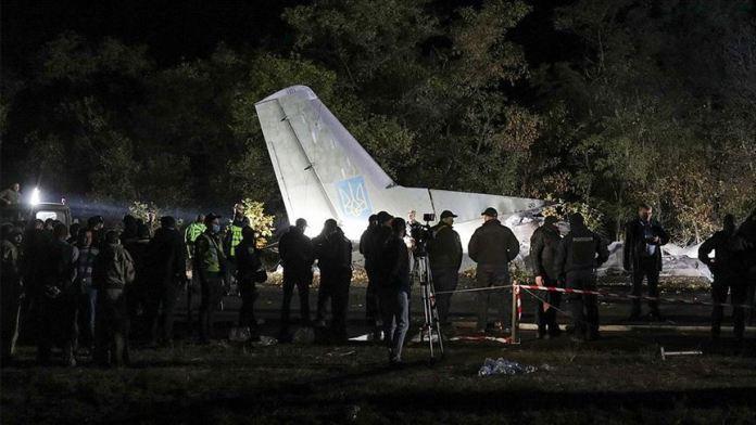 Ukrayna'daki uçak kazasının nedeninin teknik arıza ve uçuş ihlalleri olduğu açıklandı