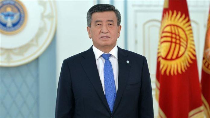 Kırgızistan Cumhurbaşkanı Ceenbekov: Ülke hukuki zemine oturur oturmaz cumhurbaşkanlığı görevinden ayrılmaya hazırım