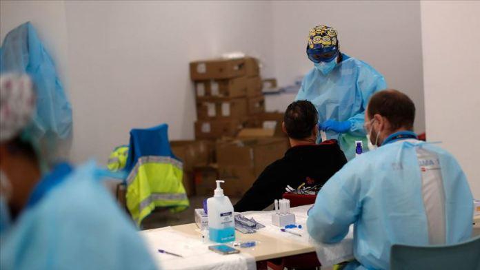 Dünya genelinde tedavisi süren Kovid-19 hastası sayısı 8 milyonu aştı