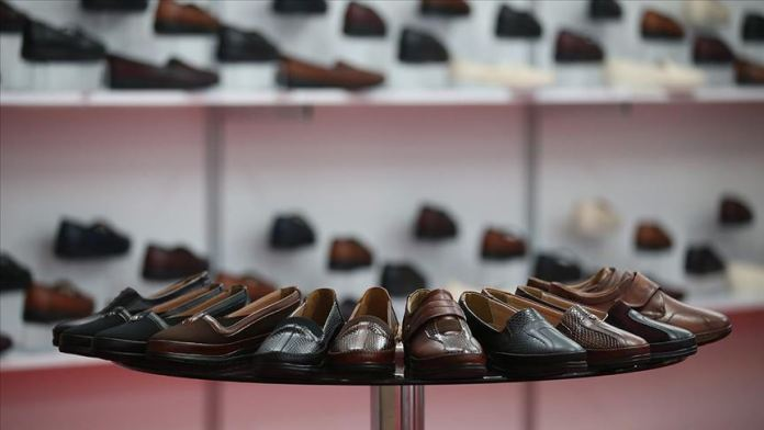 9 ayda 620 milyon dolarlık deri ayakkabı ihraç ettik