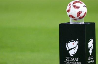 Ziraat Türkiye Kupası'nda 1. tur maçlarının programı belli oldu