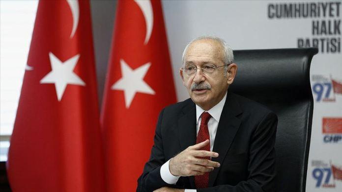 CHP Lideri Kılıçdaroğlu: CHP'nin Türkiye'ye karşı en ağır sorumluluğu üstlenmesi gereken bir parti