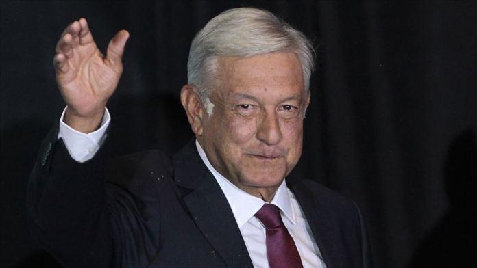 Meksika Devlet Başkanı Obrador Kovid-19 aşısı yaptırmaya hazır olduğunu açıkladı