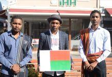 Madagaskarlı öğrenciler ülkelerine 'can suyu' olmak istiyor