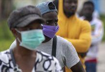 Afrika'da Kovid-19'dan can kaybı sayısı 40 bini aştı