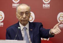 Galatasaray Kulübü Başkanı Mustafa Cengiz: Tutar olarak en büyük indirimi Falcao yaptı