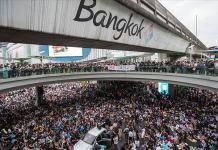 Tayland'da hükümet karşıtı protestocular, gösterilere yarın devam edecek