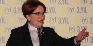 İYİ Parti Genel Başkanı Akşener: Bizim öykümüz, büyük Türk milletinin öyküsüdür