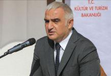Kültür ve Turizm Bakanı Ersoy: Karaelmas hattını canlandırmak için bu tren yolculuğunu gerçekleştiriyoruz