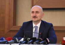 Bakan Karaismailoğlu: Türkiye orta kuşak ipek demir yolu hattının önemli bir geçiş noktasında yer alıyor