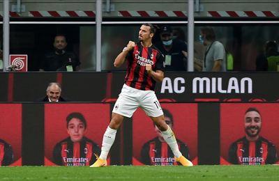 İbrahimovic, Milan'ı sırtlamaya devam ediyor