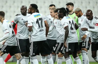 Beşiktaş kabustan kurtuldu