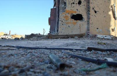 Kalıcı ateşkesi ele alan 5+5 askeri heyet görüşmeleri Libya'da başladı