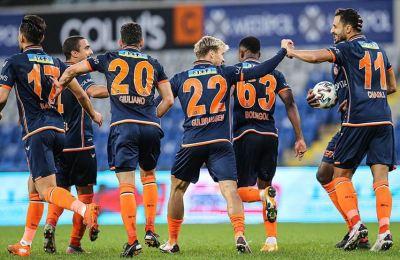 Medipol Başakşehir sahasında Gençlerbirliği'ni 2-1 yendi