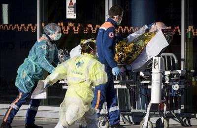 Fransa'da Kovid-19 nedeniyle son 24 saatte 271 kişi öldü
