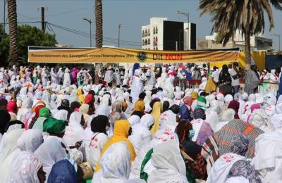 Macron'un İslam'ı hedef alan sözleri Senegal'de kınandı