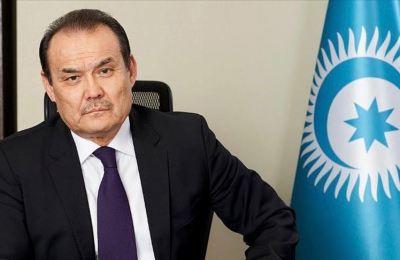 Türk Konseyi Genel Sekreteri Amreyev'den Azerbaycan'a tebrik