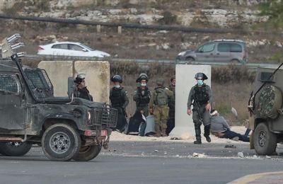İsrail güçlerinden Arafat'ın ölüm yıl dönümündeki gösterilere müdahale