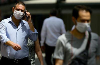 İzmir'de Kovid-19 tedbirleri kapsamında sokakta sigara içmek yasaklandı