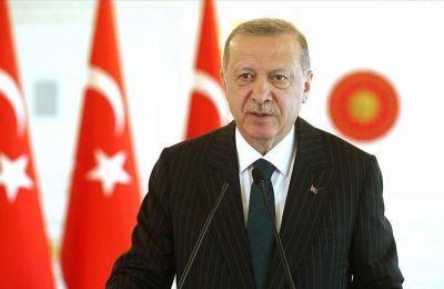 Cumhurbaşkanı Erdoğan: Türkiye tüm zorlukları ve ambargoları kendi gücüyle aşabilen bir ülke haline geldi