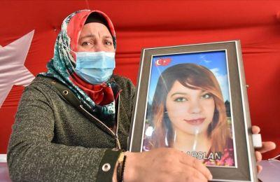 Diyarbakır annelerinden Arslan: Doğru adresteyiz