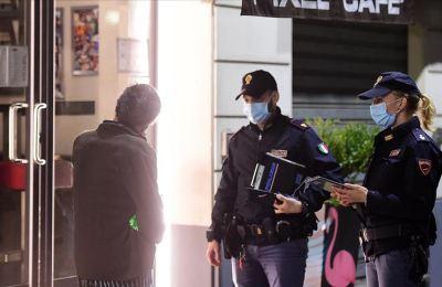 İtalya'da son 24 saatte 37 bin 978 yeni Kovid-19 vakası tespit edildi