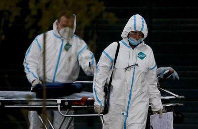 Rusya'da Kovid-19 salgınında günlük ölü sayısı 439 ile en yüksek seviyeye ulaştı