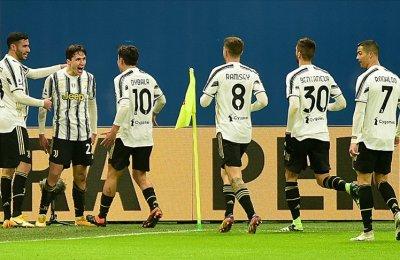 Juventus İtalya Süper Kupası'nı kazandı