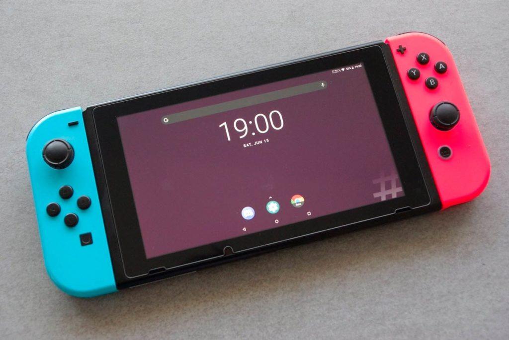 Hackean Nintendo Switch para introducir el sistema operativo Android
