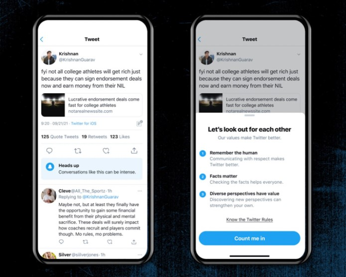 Welcome Bitcoin and new features: This is how Twitter gets updated