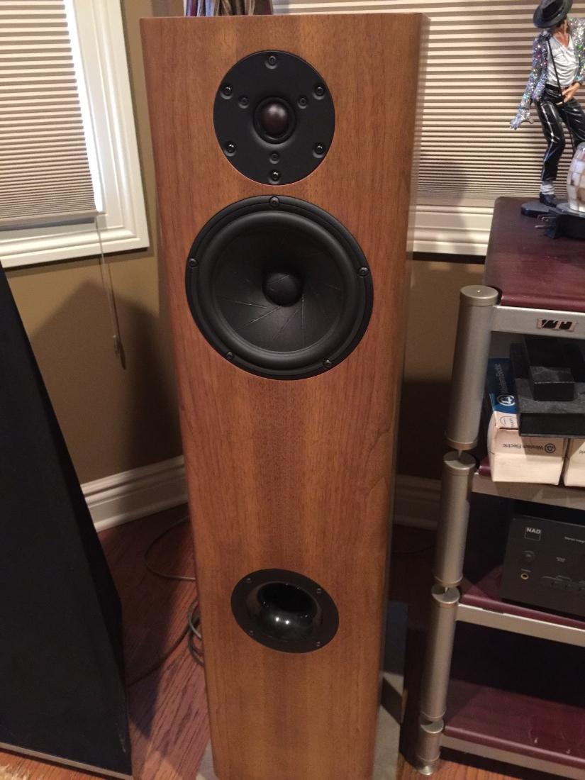 zaph zrt flloorstanding loudspeakers
