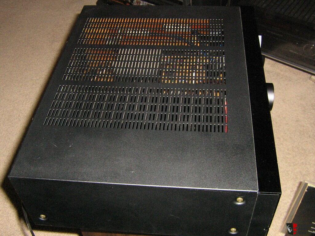 kenwood stereo amplifier ka 1400b tachometer install fox body 7010 integrated amp sold photo 105810 us