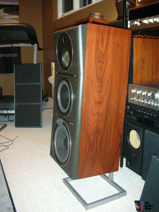 Bang & Olufsen MS150 Vintage Home Audio Speakers Photo #1159210 - US Audio Mart