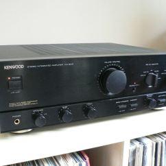 Kenwood Stereo Amplifier Ka 1400b Electrical Wiring Diagrams Symbols 5010 Integrated Photo 1253680