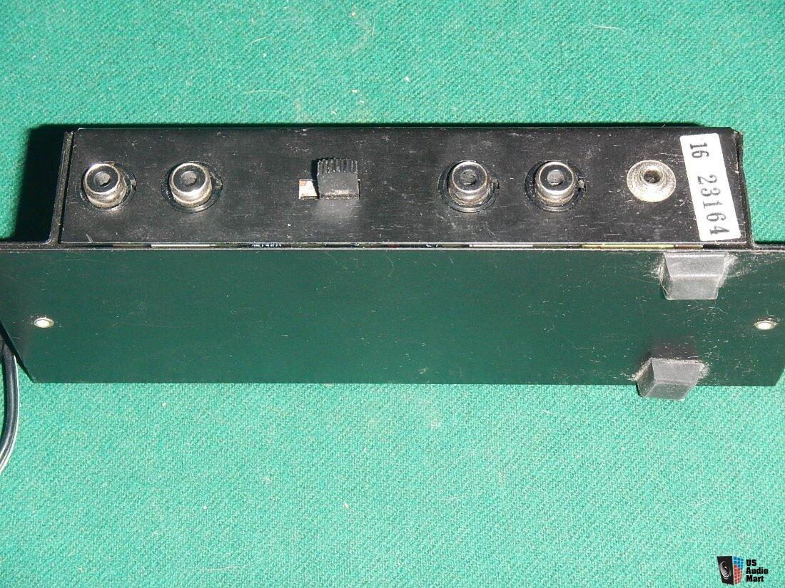 Subsonic Audio Filter Circuit