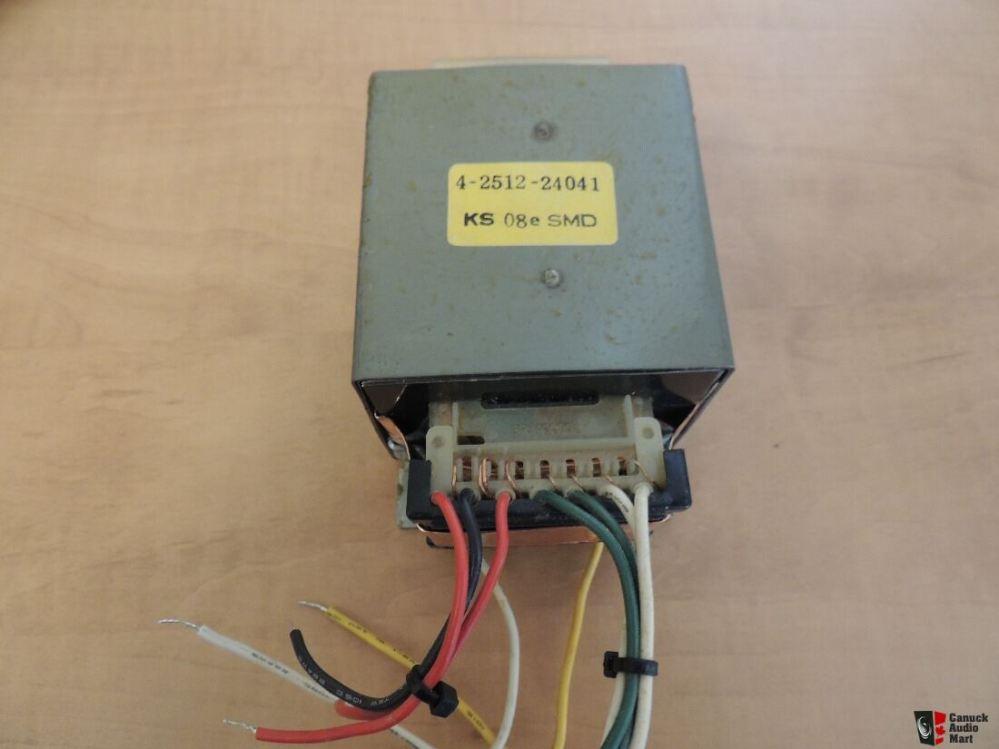 medium resolution of ks 08esmd power transformer 4 2512 24041 120vac in 73 5 volt center tapped