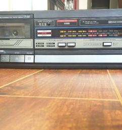 pioneer stereo cassette tape deck ct 660 [ 1200 x 675 Pixel ]