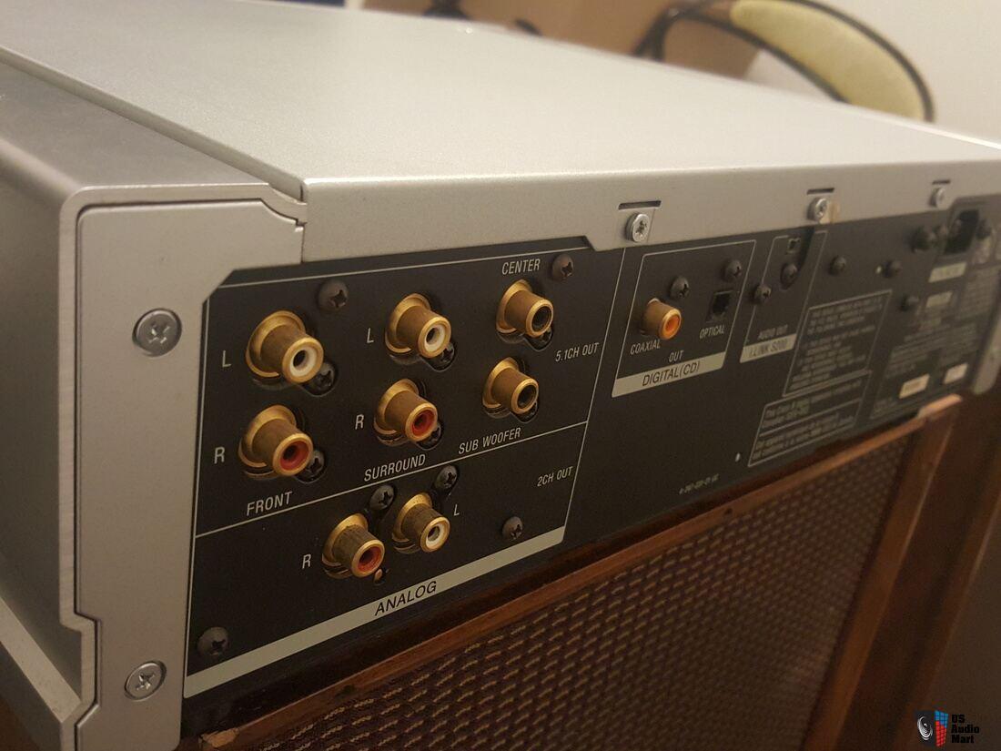 Sony SCD-XA9000ES SACD CD player Photo #1896161 - US Audio Mart