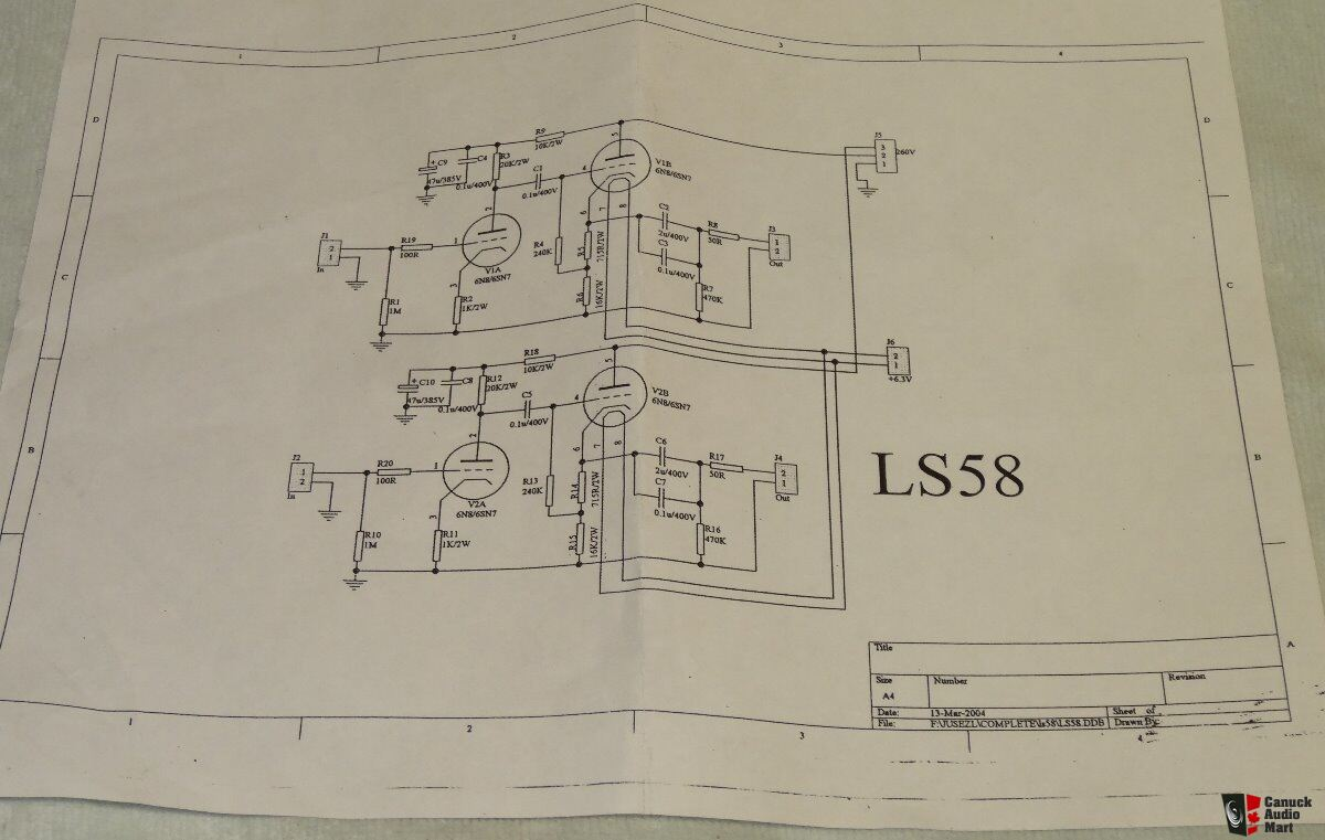 hight resolution of lite preamplifier kit and pcb for diy project modified marantz 7 circuit